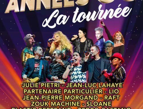 Concert Les Années 80